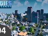 Jeux Vidéos Clermont-Ferrand Cities skylines nouveauté 2017 - nouvelle ville épisode 4