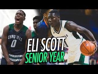 Chino Hills Had Their Own DRAYMOND GREEN! Eli Scott Senior Year FULL HIGHLIGHTS (BA)