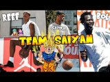 BEST PICK-UP SQUAD EVER!? Bol Bol, Shareef & Cassius are TEAM SAIYAN! ROOFTOP PICK-UP