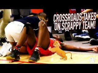 Shareef O'Neal GOES DOWN Trying To SAVE GAME VS HUNGRY Asian Duo!!