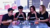 Youtubers colombianos probando dulces mexicanos por primera vez…