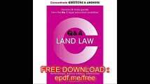 Concentrate Questions and Answers Land Law (Concentrate Law Questions & Answers)