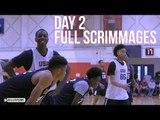 Team USA Junior Men's Camp Full Scrimmages Day 2 | USA Junior Men's Basketball Camp 2016