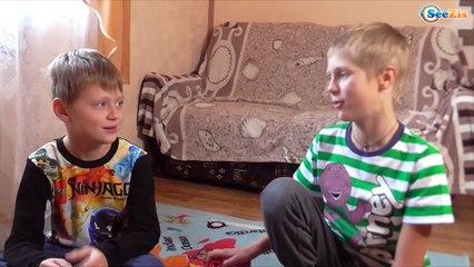 ПРЕВРАЩЕНИЕ в МАЛЫША! Ухаживаем за малышом - Видео для детей. ДЕТСКИЕ ШАЛОСТИ Bad Baby Doll