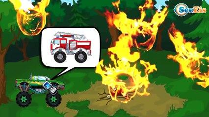 Гоночная Машина и Гонки в Городе Развивающие мультфильмы для детей Сборник Все серии Мультики 1 час