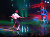 Jesko, Cirque du Soleil, Saltimbanco, Clown ACT 1