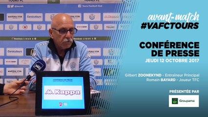 J11 - Avant-match / Valenciennes FC - Tours FC