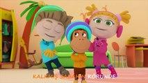 Kukuli - 4 Şarkı Bir Arada | Tinky Minky ile Çocuk Şarkıları & Bebek Şarkıları 2017