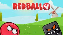 Red Ball 4 - Gameplay Walkthrough Part 4 - Levels 46-60 (iOS, Android)