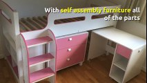 The best way to Select and Quickly Construct Quality Flat Pack Furniture in Nottingham