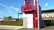 Le ZAP - Nouvelle caserne à Villard-Bonnot