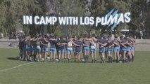 Behind the Scenes with Los Pumas