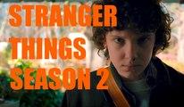 STRANGER THINGS SEASON 2 Final Trailer - NETFLIX -  Millie Bobby Brown, Finn Wolfhard, Winona Ryder