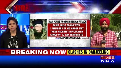12 Terrorists Crossed LoC To Disrupt Peace In Kashmir Valley: Intel Report