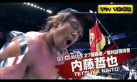 Tetsuya Naito vs Tomohiro Ishii  NJPW King Of Pro Wrestling Wrestling 2017 Highlights HD