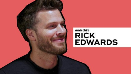 Marie Claire - Holly's First Date - Rick Edwards