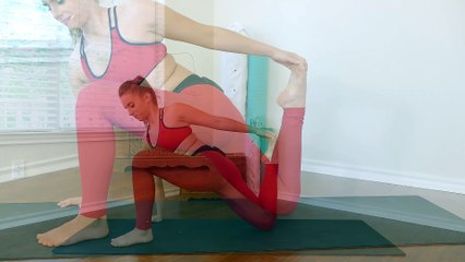 10 Minute Stretch with Nico   Beginners Flexibility Exercises to Reduce Back Pain & Stress