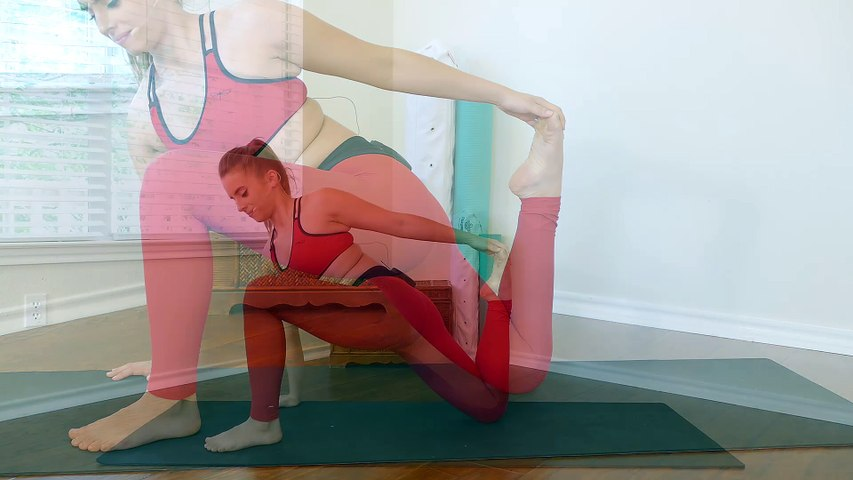 10 Minute Stretch with Nico | Beginners Flexibility Exercises to Reduce Back Pain & Stress
