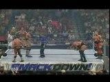 WWE-Rey Mysterio & Batista & Benoit Vs Jbl & Cristian & Eddi