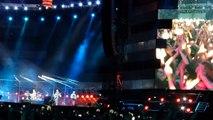 Muse - New Born, Stade de France, Paris, France 6/22/2013