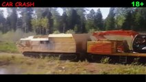 RUSSIAN off road ATVs DT 30 KNIGHT IN MUD roam RIVER OFF ROAD RUSSIA