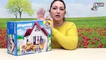 PLAYMOBIL CITY LIFE - LA SCUOLA , una lezione molto speciale nella bella scuola di Playmobil!