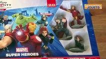 Disney Infinity 2 Marvel Super Heroes Avengers/Gardiens de la galaxie prise en main