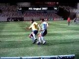 Riquelme PES 2008 Solo Goal
