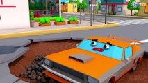 NOVO! Rápido Сaminhão e Trator Para Crianças | Desenhos Animados Carros Bebês Compilação de 20 min