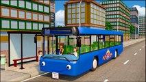 Canciones Infantiles | las ruedas del autobus | las mejores canciones infantiles