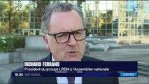 Mutuelles de Bretagne : la justice abandonne les poursuites contre Richard Ferrand