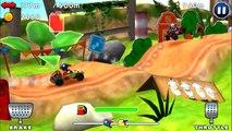 СМЕШНЫЕ ГОНКИ НА ТАЧКАХ - Mini Racing Adventures Видео для детей как мультик.