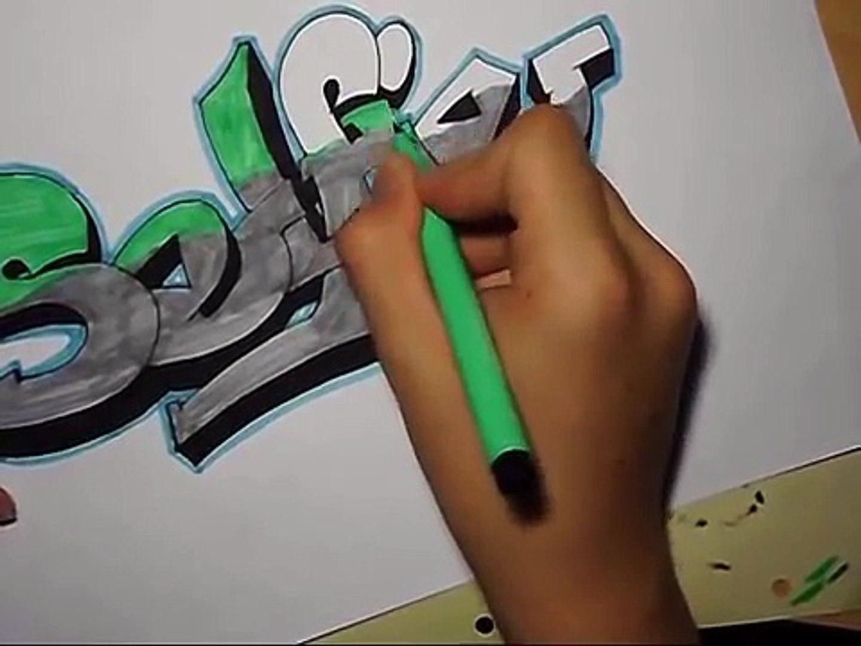 Graffiti Malen Für Anfänger