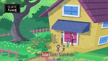 Rain Rain Go Away 2D Animated Rhyme _ Rain Rain Go Away HD Nursery Rhyme _ Slate Kids Rhymes