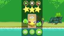 Lets Play Bad Piggies 04 - Fancy Jinglepuffs Nonsensical Fantrabulous Contraption
