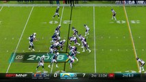 2015 - Chargers Dontrelle Inman loses the football, Bears recover