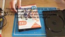 Tuto #6: Faire une trousse avec une boite de DVD