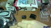 Экшн-камера SJCAM SJ4000 WiFi unboxing,обзор и тест оригинальной камеры.