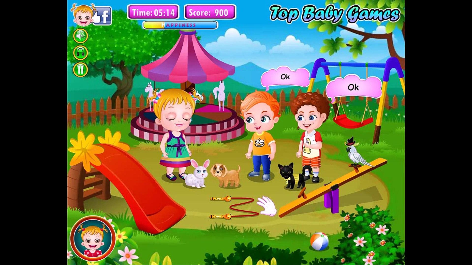 Baby Hazel Pet Hospital - Baby Hazel Games