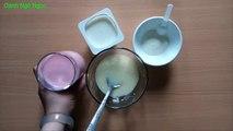 Cách làm sữa chua dẻo thơm ngon tại nhà_Gelatina de yogurt