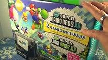 Bins Wii U Unboxing & Disney Infinity Review (Wii vs. Wii U Versions)! by Bins Toy Bin