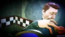 Five Nights at Freddys 1 VOICE Animation Compilation: Bonnie, Golden Freddy, Chica, Foxy [SFM FNAF]