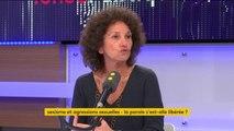 """Marlène Schiappa """"Elle a mis les violences faites aux femmes en priorité"""" @sandrousseau """"J'ai apprécié qu'elle saisisse le CSA"""""""