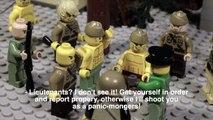 LEGO WW2 STOPMOTION Battle for Brest fortress