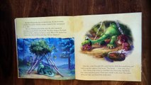 The Good Dinosaur Read Along Aloud Story Book with Charer Voices and Sound Effects