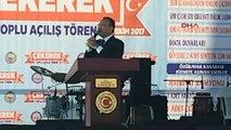 Yozgat Bakan Bozdağ Yozgat'ta Konuştu