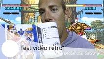 Test vidéo rétro - Breakers - Découverte d'un nouveau jeu Dreamcast en 2017 !