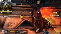 Crisis Action: Gatling Gun - PvE mode Gameplay || BULLET BUG
