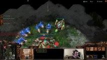 Destiny vs. Minigun (CatZ coaching ZvP) - Heart of the Swarm HOTS