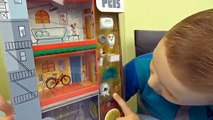 МАКС и его Друзья из Мультика Тайная Жизнь Домашних Животных Игровой ДОМИК Детское видео